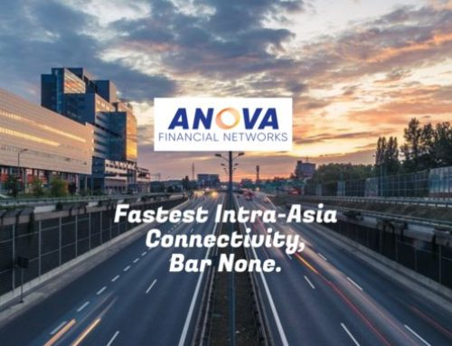 Anova Financial Networks Announces Major Expansion to Asia