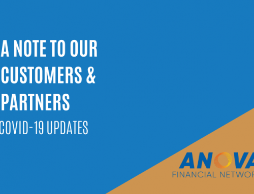 A Message from Anova's CEO